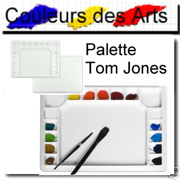 Palette Tom Jones